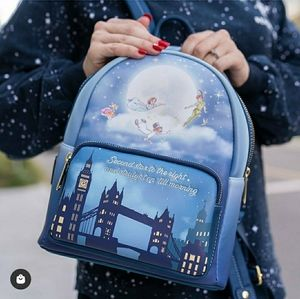 Loungefly Peter pan backpack